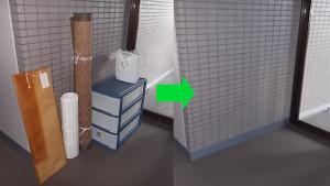 伊丹市で布団、加湿器など回収の写真2