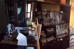 伊丹市の1軒家で家具家電回収のビフォー写真