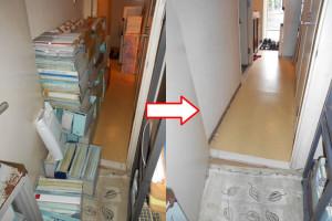 西宮市でコピー機、書類など回収の写真1