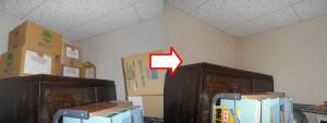 西宮市でコピー機、書類など回収の写真2