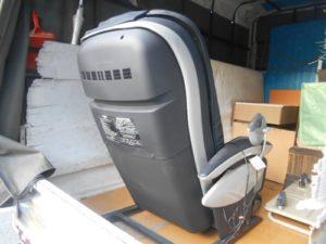 伊丹市でマッサージチェア回収の写真