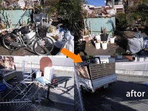 尼崎市で冷蔵庫、掃除機など回収の写真