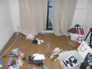 西宮市にて、タンス、ベッドなど回収の佐崎様4