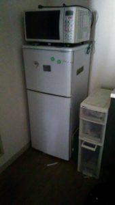 西宮市にて、冷蔵庫、洗濯機など回収のお客様の声1