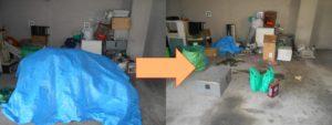 尼崎市内で、洗濯機、衣類など回収のお客様の画像1