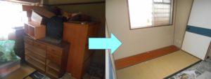 尼崎市内で、タンス、金庫など回収のお客様の画像