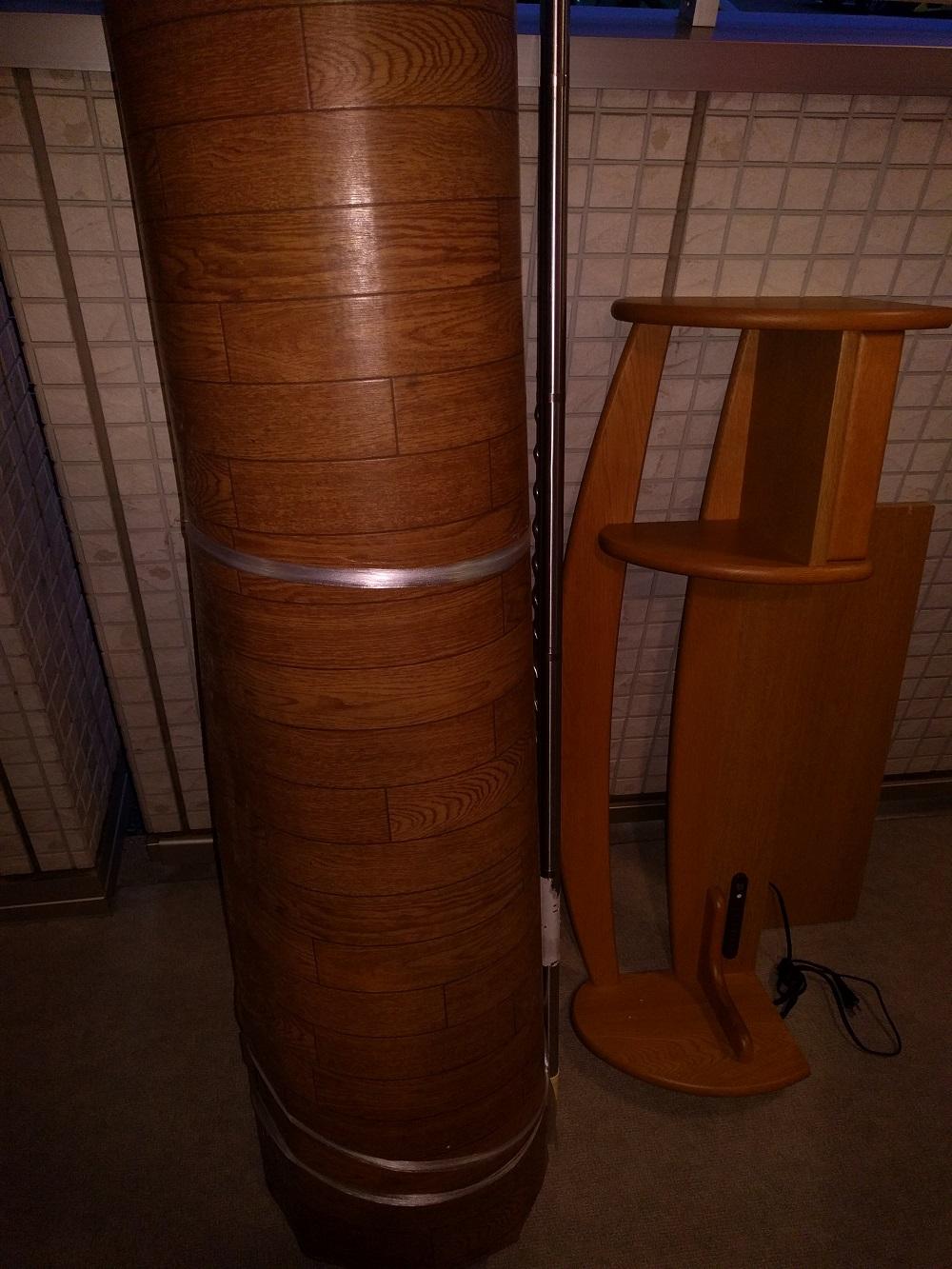鏡石町で不用品(整理棚、電気カーペット、すのこ)処分ご依頼 お客様の声