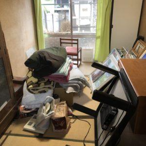 【姫路市】事前見積もりで料金も安心☆2t1台分の不用品をスピード回収でご満足いただけました。