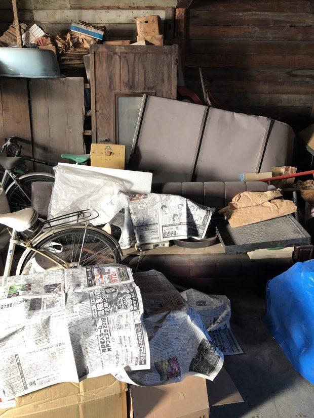 【石川町】軽トラック1台程度の不用品回収☆ご希望日での対応や、お得な割引サービス喜んでいただけました!