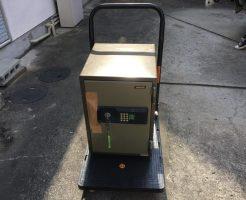【西宮市】金庫の回収☆値段が安く、迅速に回収してくれたとお喜びいただけました!