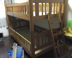 【神戸市東灘区】二段ベッドや学習机の回収・処分ご依頼 お客様の声