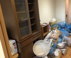 【川西市】食器棚やタンスなど家財道具の回収 お客様の声