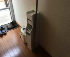 【宝塚市】布団、炊飯器などの出張不用品回収・処分ご依頼
