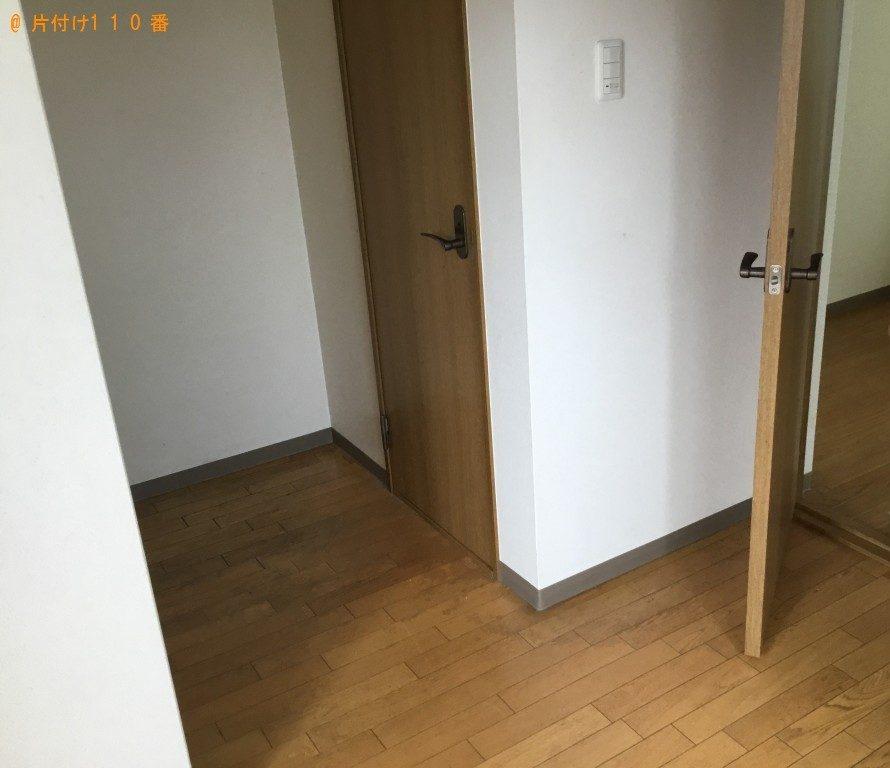 【神戸市東灘区】冷蔵庫、洗濯機、カラーボックス等の回収・処分 お客様の声