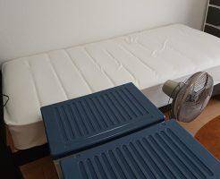 【西宮市樋ノ口町】シングルベッド、ガスコンロ、衣装ケースの回収・処分 お客様の声