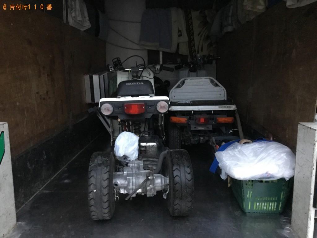 【尼崎市】ポケットバイクの回収・処分 お客様の声