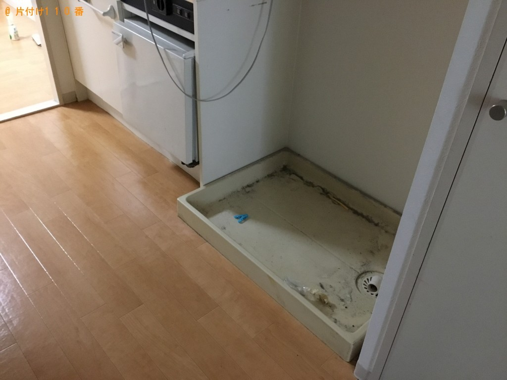 【神戸市灘区】洗濯機、電子レンジの回収・処分 お客様の声