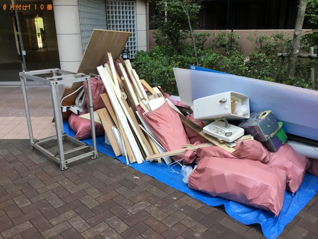【野沢温泉村】1.5t程度の出張不用品回収・処分ご依頼