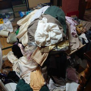 【篠山市】冷蔵庫、マッサージチェア、布団等の回収・処分 お客様の声