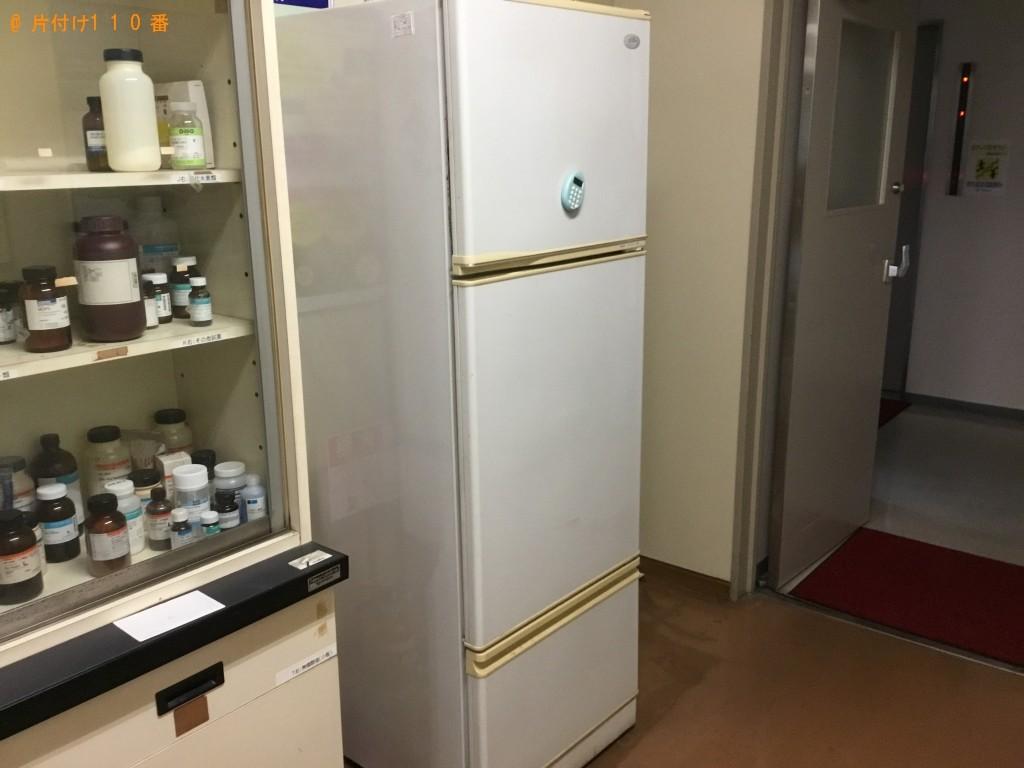 【神戸市中央区】冷蔵庫、冷蔵ショーケース、PCの回収・処分 お客様の声