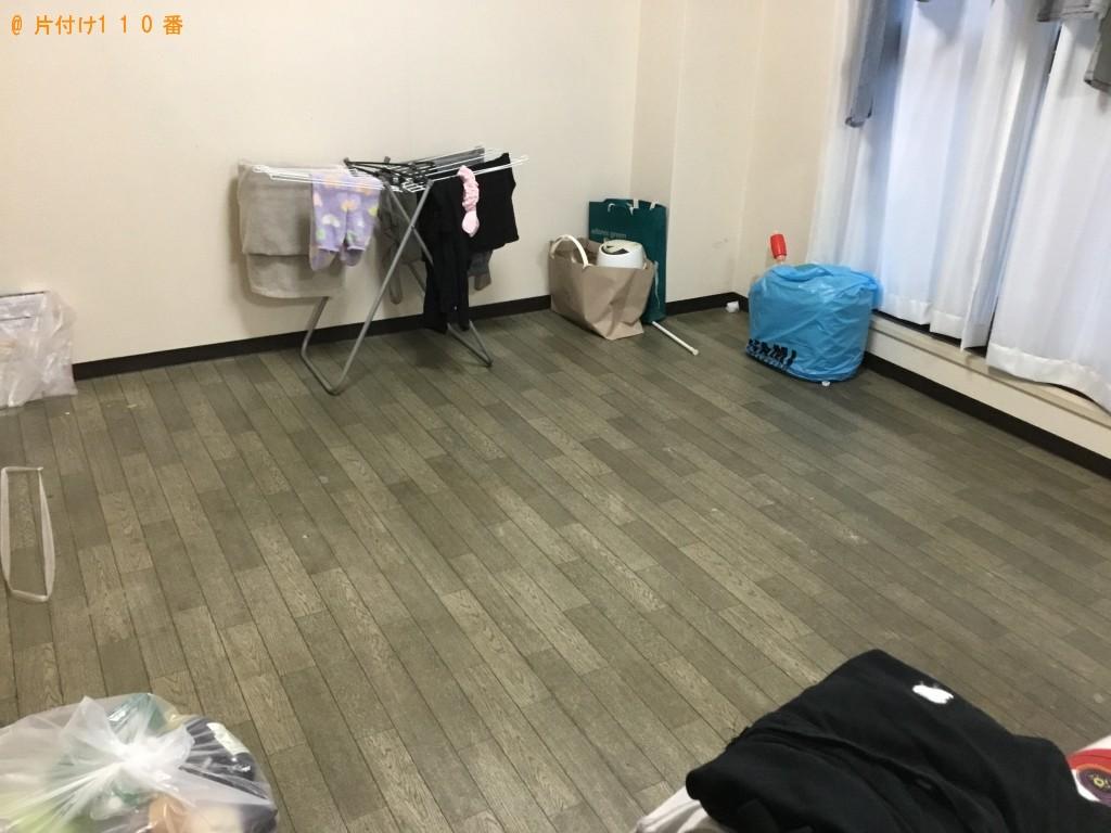 【伊丹市】ダイニングテーブルセット、整理タンス、鏡台等の回収・処分 お客様の声