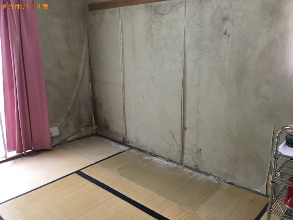 【神戸市西区】整理タンスとクローゼットの回収・処分 お客様の声