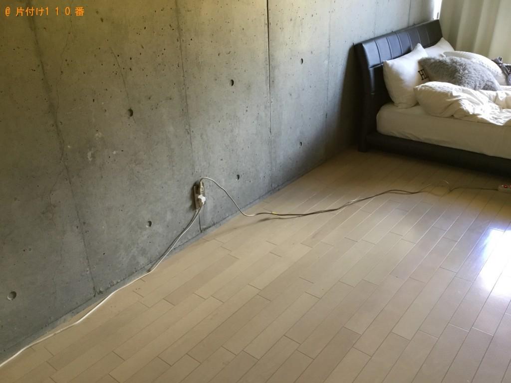 【神戸市兵庫区】ソファー、ラグマット、ウォールアートの回収・処分 お客様の声