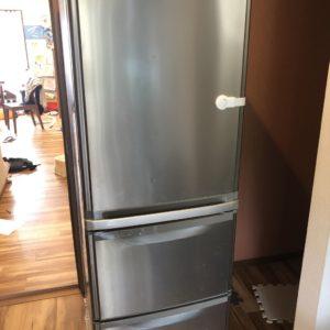 【川西市花屋敷山手町】冷蔵庫1点の回収・処分 お客様の声
