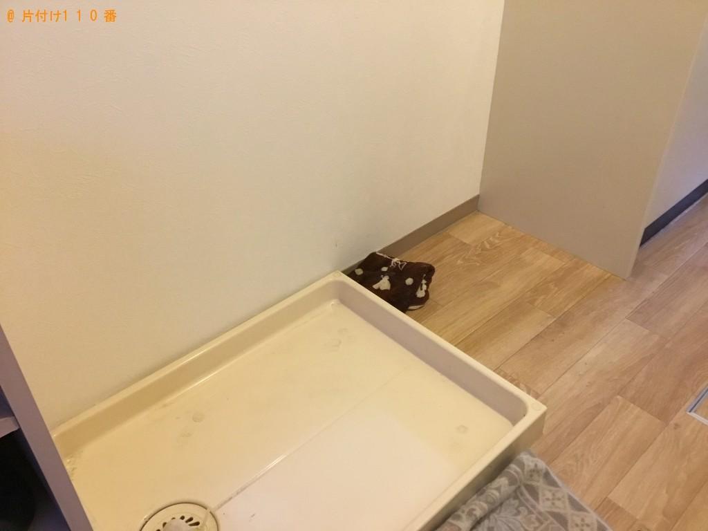 【長和町】洗濯機、冷蔵庫、シングルベッド等の回収・処分 お客様の声