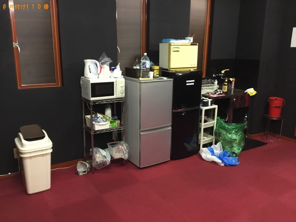 【尼崎市】パチスロ機、冷蔵庫、椅子など回収のご依頼 お客様の声