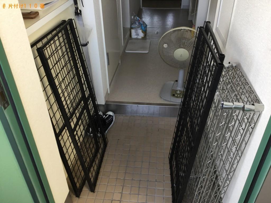 【西宮市池田町】レンジ、洗濯機、こたつ、座椅子回収 お客様の声