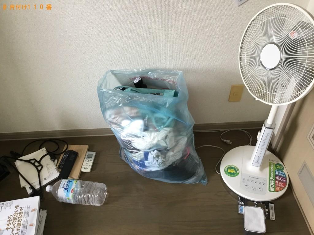 【神戸市中央区】ベッド、小型家電など回収処分ご依頼 お客様の声