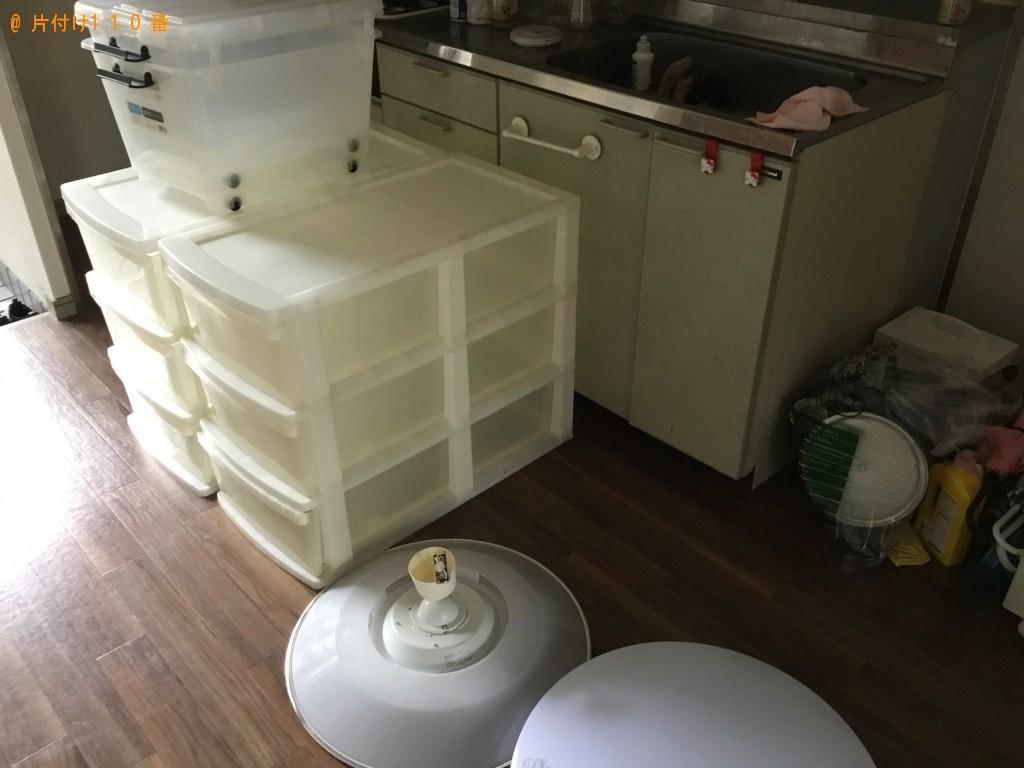 【神戸市灘区】クーラー、照明などの不用品処分ご依頼 お客様の声
