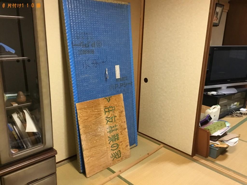 【豊丘村】大型家具の出張不用品回収・処分ご依頼 お客様の声