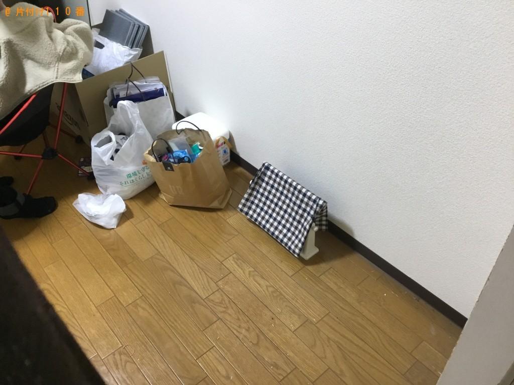 【京極町】冷蔵庫1点回収処分ご依頼 お客様の声