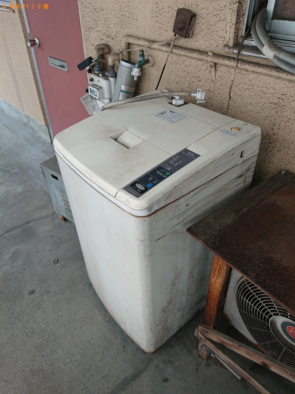 【尼崎市東難波町】エアコン、洗濯機、整理タンスなどの回収・処分