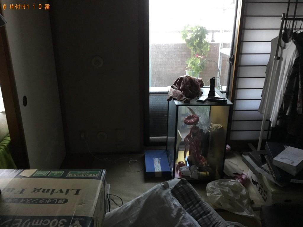 【神戸市灘区】テーブル、椅子、鉢植え、テレビ等の回収・処分ご依頼