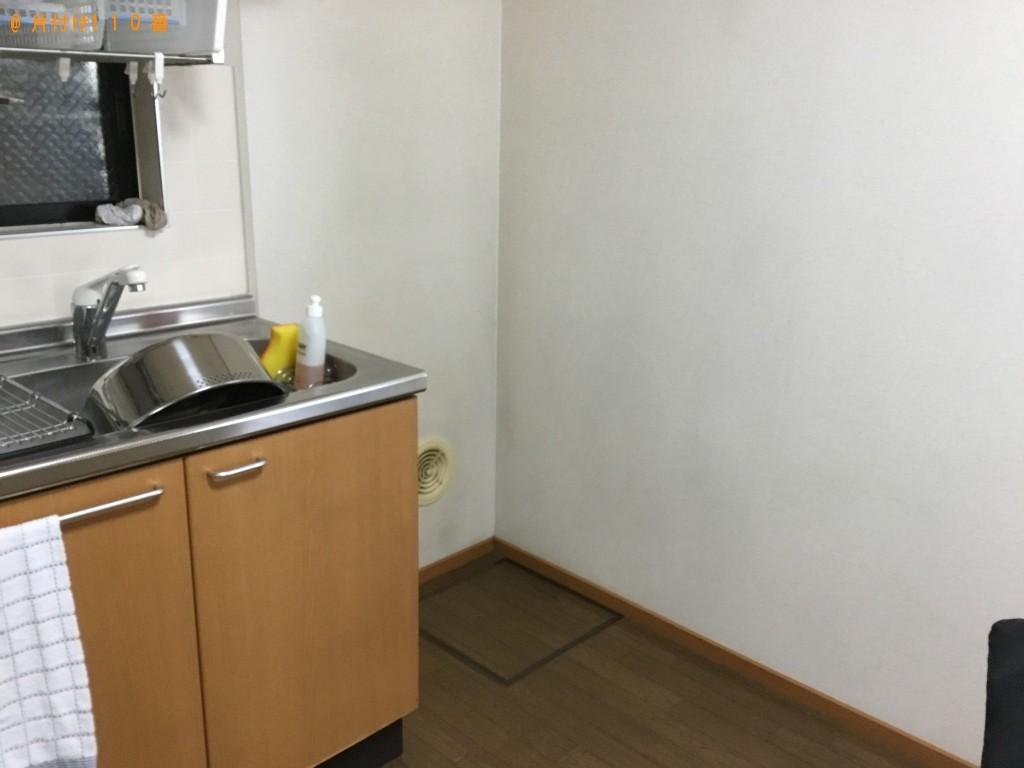 【神戸市灘区楠丘町】冷蔵庫の回収・処分ご依頼 お客様の声