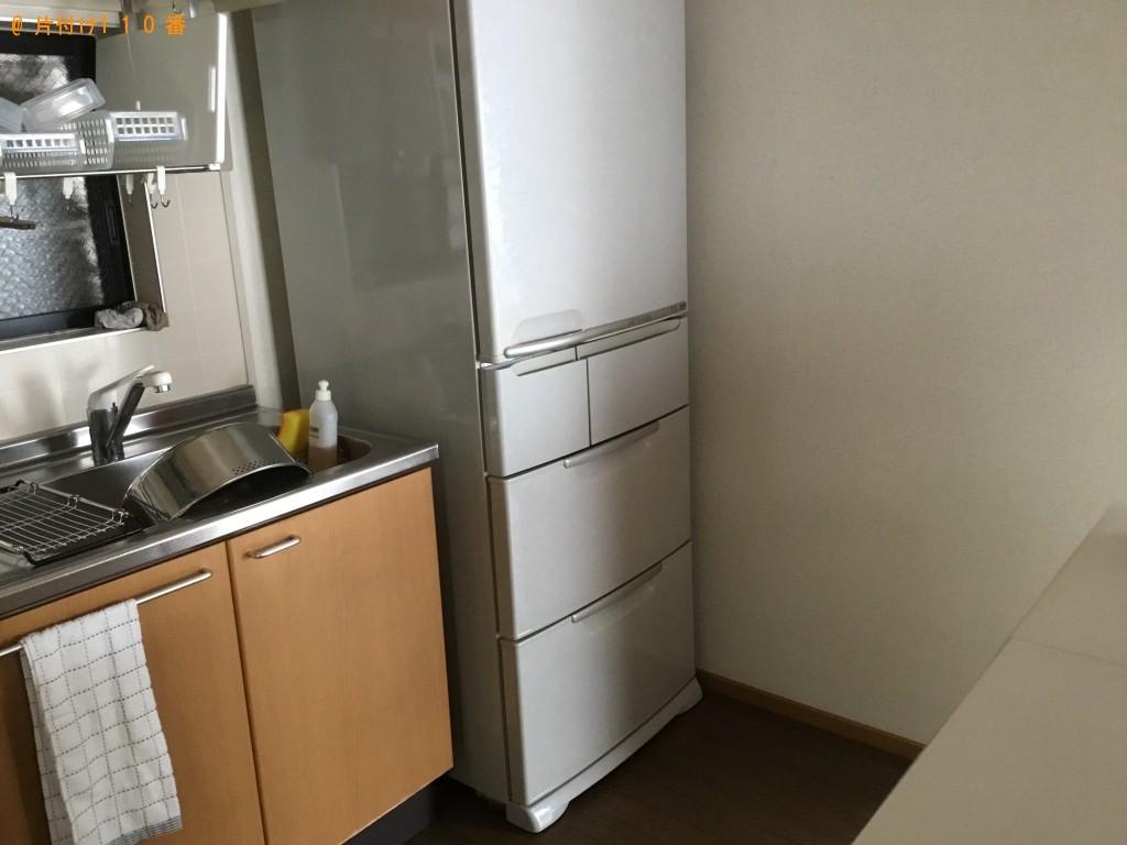 【比布町】冷蔵庫の回収・処分ご依頼 お客様の声