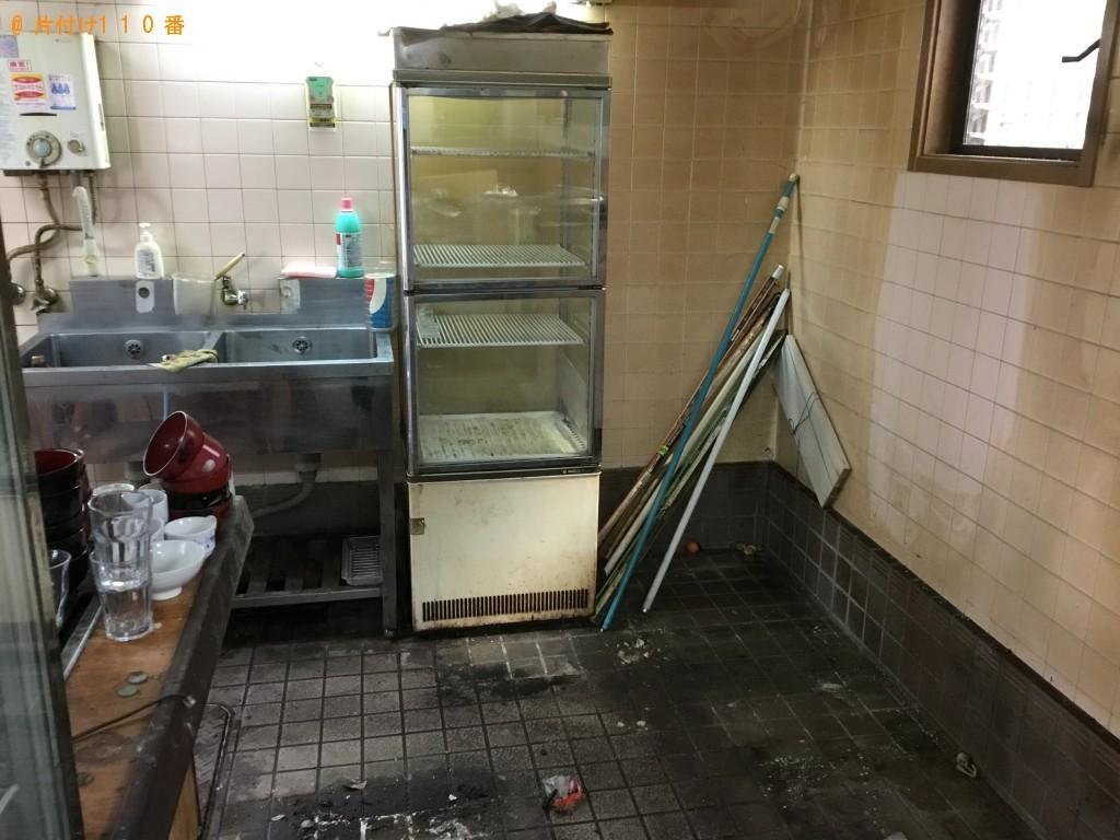 【神戸市長田区】冷蔵庫、テレビの回収・処分ご依頼 お客様の声
