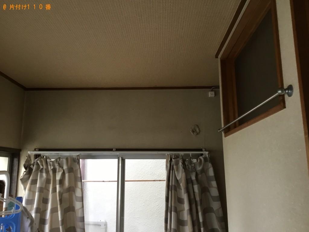 【神戸市灘区】エアコンの取り外し・回収・処分ご依頼 お客様の声