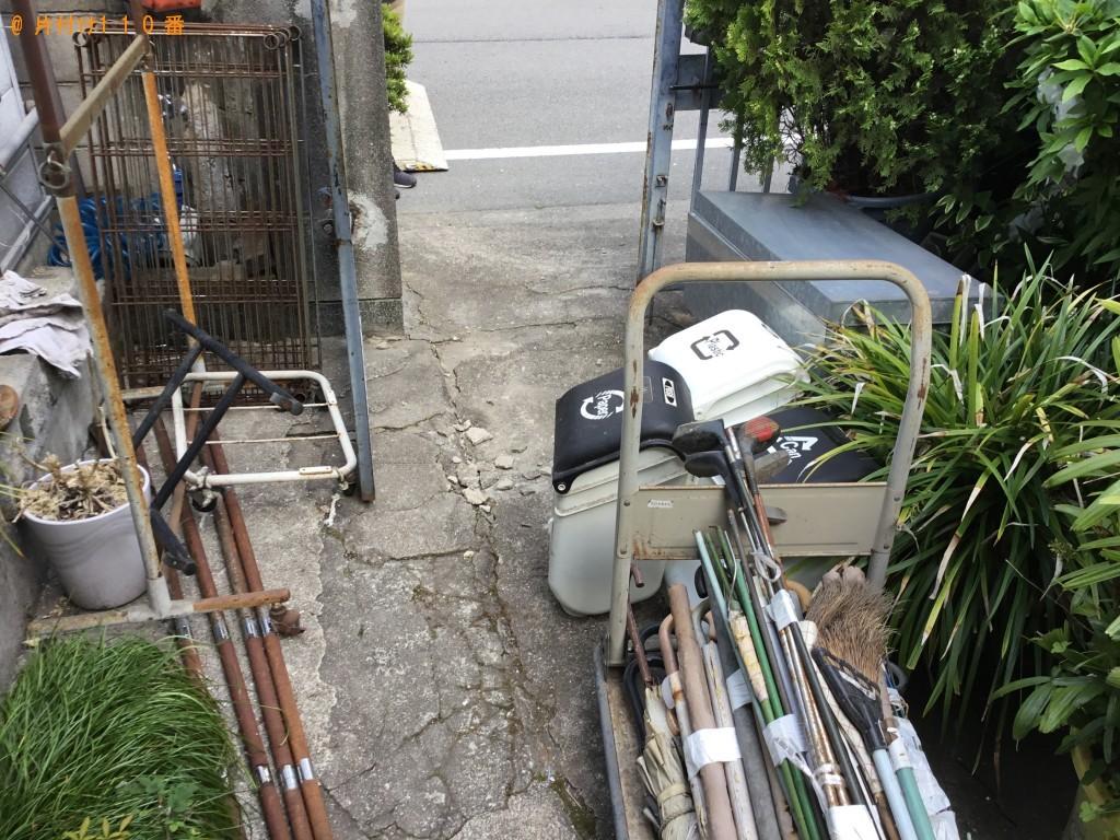 【松川村】冷蔵庫、洗濯機、衣装ケース、自転車、布団等の回収・処分