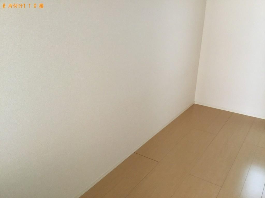 【伊丹市】シングルベッドの回収・処分ご依頼 お客様の声