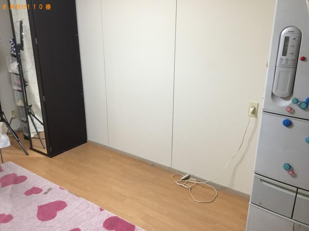 【尼崎市】テレビ、タンス、食器棚の回収・処分 お客様の声