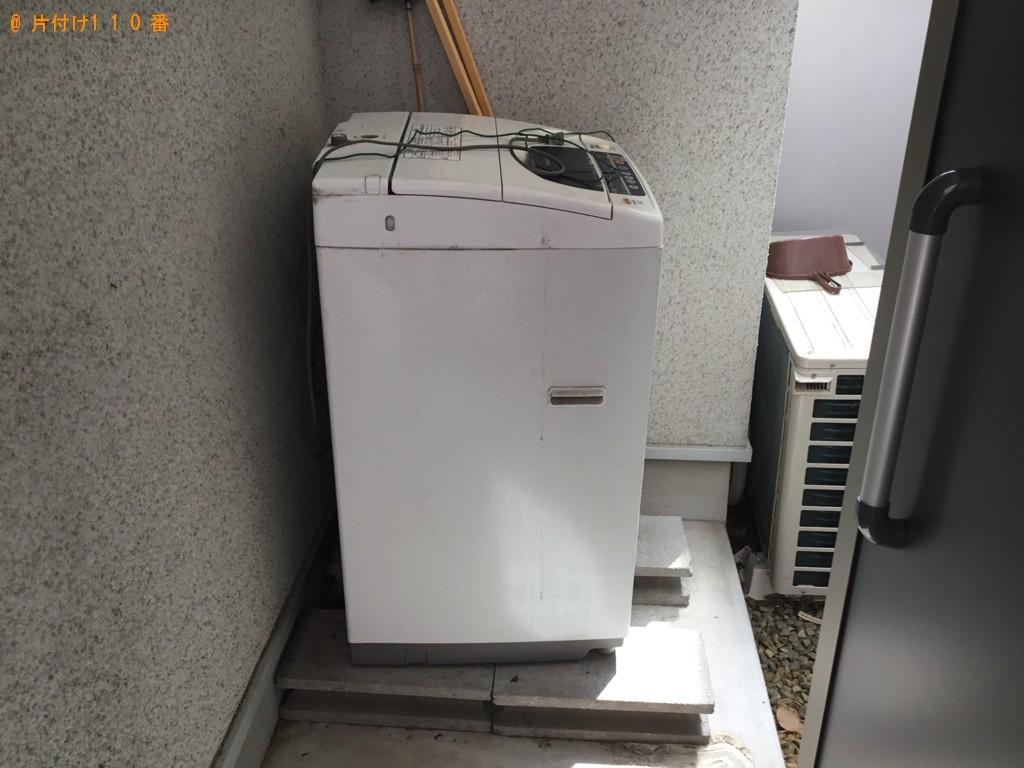 【宝塚市】テレビ、洗濯機の回収・処分ご依頼 お客様の声