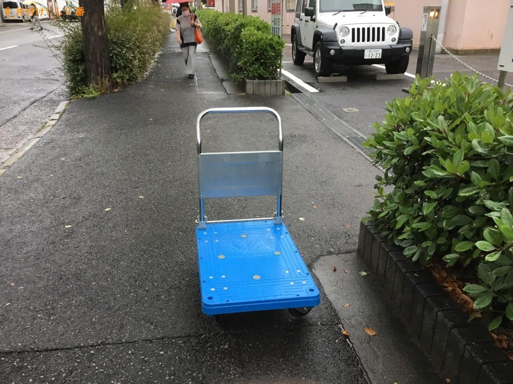 【神戸市中央区】冷蔵庫の回収・処分ご依頼 お客様の声