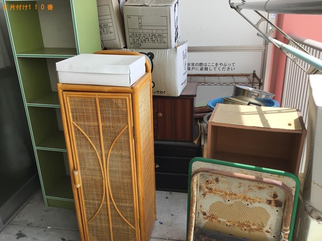 【尼崎市水堂町】テレビの回収・処分ご依頼 お客様の声