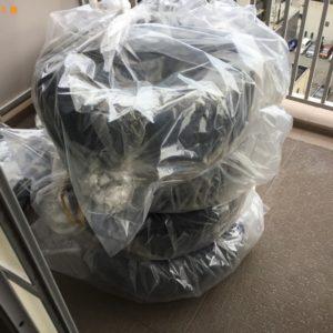 【神戸市兵庫区】スタッドレスタイヤの回収・処分ご依頼 お客様の声