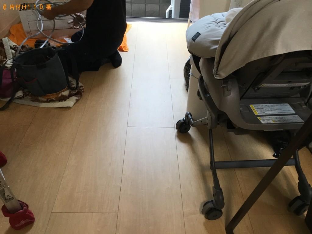 【西宮市仁川町】四人用ダイニングテーブル、ソファー、椅子等の回収