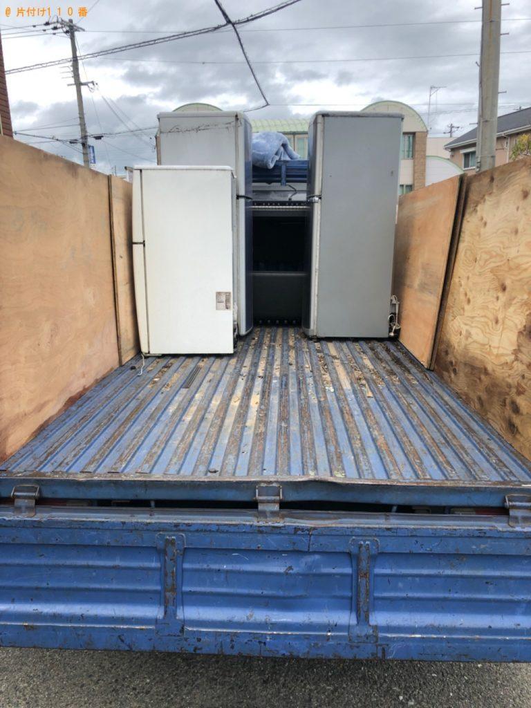【村田町】冷蔵庫、洗濯機、自動車タイヤ等の回収・処分ご依頼